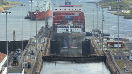 Jobs-increase-to-Georgia-via-shipping-through-Panama-Canal