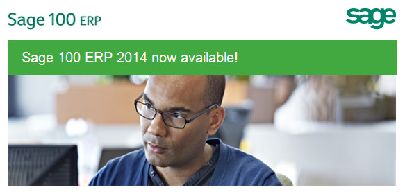 Sage 100 ERP 2014 Released for Download