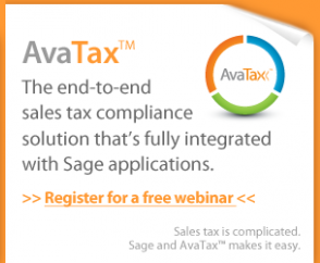Sales Tax Webinars