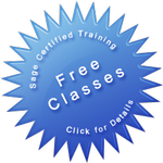 Free Sage Certified Training