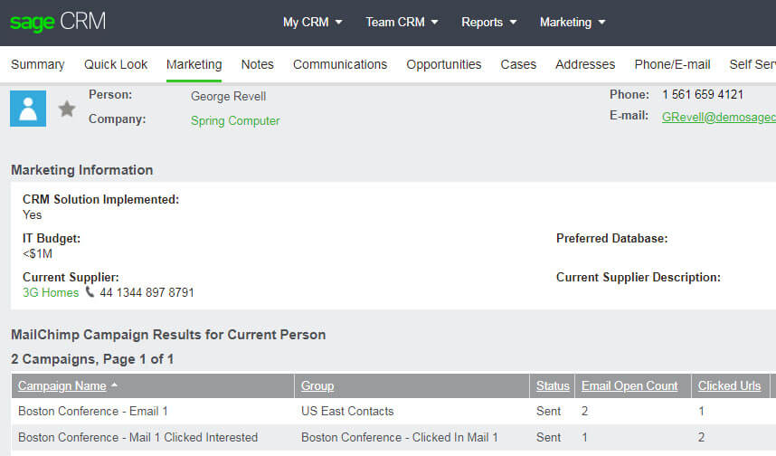 sage crm 2018 r2 new features